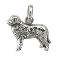Buy cheap Bernese Mountain Dog Charm from wholesalers
