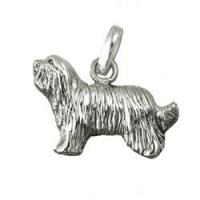 Buy cheap Bearded Collie Charm from wholesalers