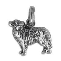 Buy cheap Border Collie Charm from wholesalers