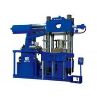 Buy cheap Injection molding Vertical Rubber Injection Molding Machine (F.I.L.O.) from wholesalers