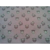Cotton Flannel Fabric 1side Brushed Cotton Printed Flannel Fabric, good quality, Manufactures