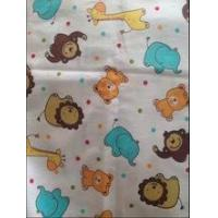 Brushed Cotton Flannel Fabric, Printed design or solid color Manufactures