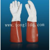 Buy cheap Insulating Gloves with Sheepskin Protection Gloves from wholesalers