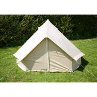 China Canvas waterproof family tent wholesale