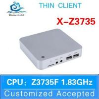 Buy cheap 2015 New z3736 host machine mini computador z3735f 2g ram 32g ssd support win7 / linux / win8 from wholesalers