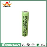 China NiMH Battery NIMH AAA 600MAH Flat Top Battery on sale