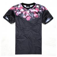 All over full color sublimation t shirt wholesale Manufactures