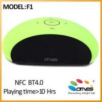 OMES Bluetooth Speaker Touch Control Specia Design OMES F1 Bluetooth Speaker Portable Wireless