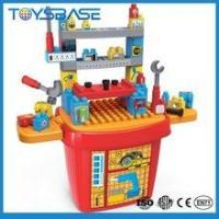 Wholesale happy play building blocks table kid toy Manufactures
