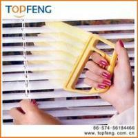 China 7 Brush Venetian Blind Clean Dust Cleaner Slats Mini Duster Washable Easy To Use on sale