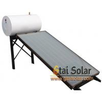 Buy cheap Solar Water Heating Flat plate solar water heater (pressurized) from wholesalers