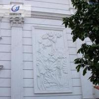 Resistant to acid rain, sunshine, thaw, freeze carved artificial stones for facades Manufactures