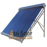 Buy cheap Solar Water Heating Non-pressure solar collector series / GVC, GHC from wholesalers