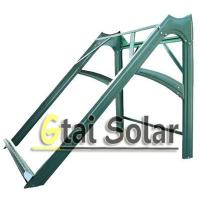 Buy cheap Solar Water Heating Frame for Solar Water Heater from wholesalers