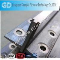 Guide Series Elevator Parts Machined Guide Rail T89/B guide rails for elevators Manufactures