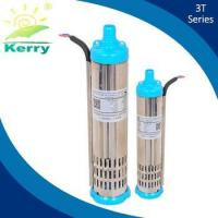 3m3/H Solar pump Kerry 24v dc brushless solar pump. solar water submersible pump price Manufactures