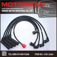 Auto Bearing Spark Plug Wire 27501-22A00 FOR HYUNDAI Manufactures