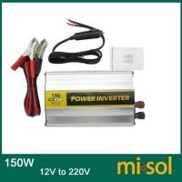 China AU socket 150W Power inverter DC 12V to AC Adapter car charger laptop USB power supply wholesale