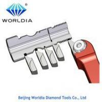 Diamond Cutting Tool PCD Grooving Insert Manufactures