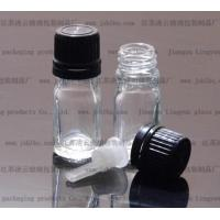 5ml transparent Essential oil bottle5ml transparent glass bottles Manufactures
