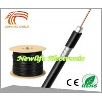 1.63 CCS 60% Coverage PE RG11 Coaxial Cable Manufactures