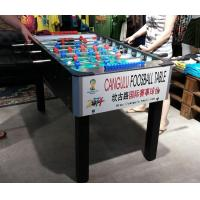 2016 New High quality and popular foosball table Manufactures