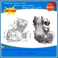 motorcycle engine Best Price Double Clutch CG200CC Vertical Motorcycle Engine