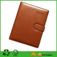 Quality Business PU Notebook for sale