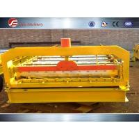 China Glazed Tiles cold roofing metal sheet metal folding machines on sale