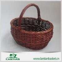 Small beautiful high-quality Wicker fruit basket Manufactures