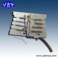 Spring heating core Mica heater for hair dryer Manufactures