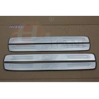 China Toyota 2014312205224304 stainless steel door sill plates for 2011 Toyota EZ on sale