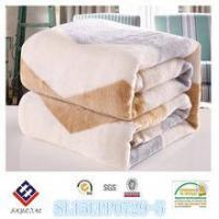 flannel blanket printed knitted blanket wholesale Manufactures