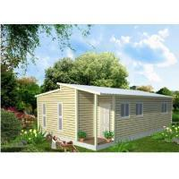 Construction Prefabricated Granny Flat Homes , New Bungalow Style Homes Manufactures