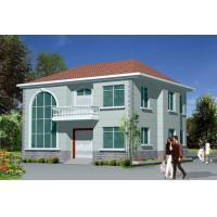 Buy cheap Light Steel Frame House / Prefabricated Houses For Villa from wholesalers
