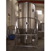 Solid production line FG Vertical fluid bed dryer