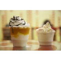 Dessert Cups/hard Plastic Souffle Beverage Cups With Lids Manufactures