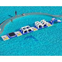 China inflatable water park wholesale