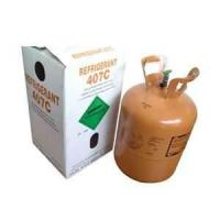 Industrial Mixed Refrigerant Gas R407C with 99.8% Purity Cas 4458-88-9 Manufactures