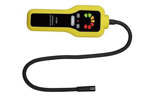 Quality Portabl Refrigerant Leakage Detector With Probe Faster Response And Sensitivity for sale