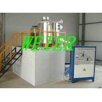High Speed Plastic Mixer Machine Plastic Auxiliary Equipment For PE , PVC , PP Manufactures