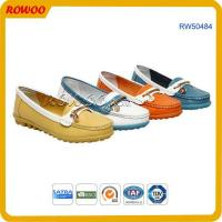 genuine leather shoes women fashion shoes Manufactures
