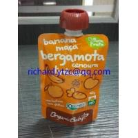 Baby Food Pouch reusable baby food pouch Manufactures