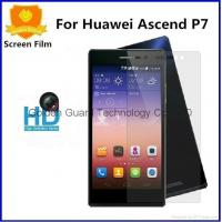 China Huawei P7 Protector Film Huawei P7 Screen Protector Clear LCD Guard Glossy Film on sale