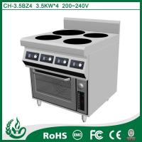 China china Free standing induction hob for restaurant kitchen on sale