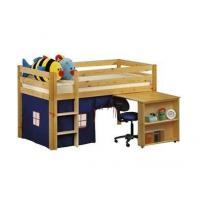 China children bunk beds with desk on sale