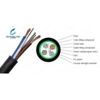 Aerial Optic Electric Composite OPLC Cable Manufacturers Manufactures