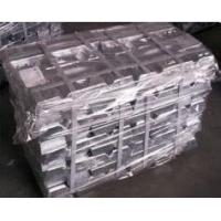 China minerals pure lead ingots 99.99% on sale