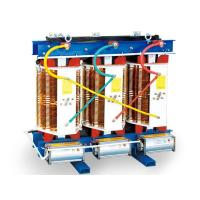 non-encapsulated coil power transformer