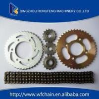 OEM Motorcycle sprocket & chain kits Chinese factory price Manufactures